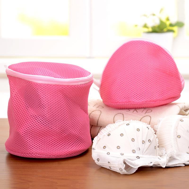 Folding Washing Bag Nursing Bra Underwear Bag For Washing Bra Underwear Laundry Bag