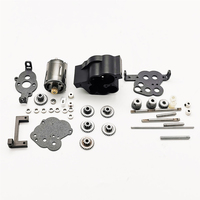 Metal Home DIY Seesaw Kit RC Car Accessories Light Weight Upgrade Easy Installation Durable Disassemble Modified For WPL JJRC MN