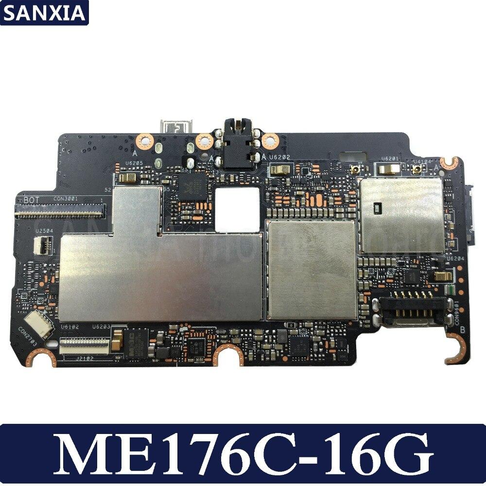 KEFU ME176C Tablet motherboard for ASUS ME176C ME176 Test original mainboard 16G