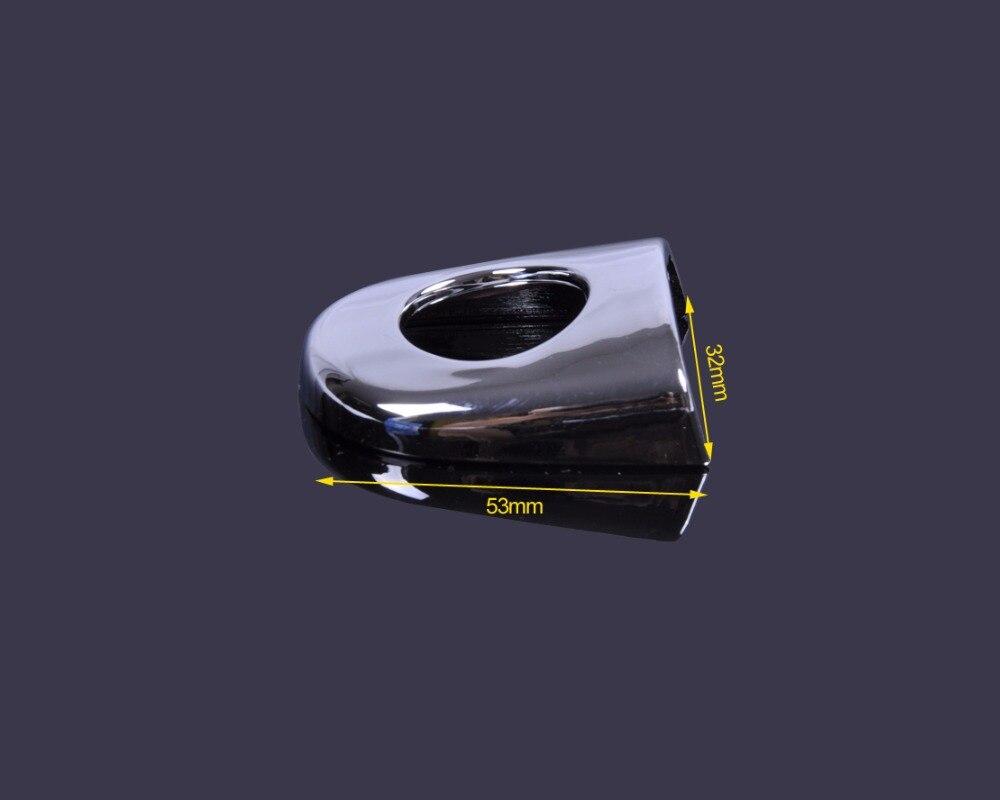 Dwcx снаружи автомобиль-Стайлинг Chrome дверные ручки обложка + чашка чаша Накладка для Skoda Octavia Fabia Superb 2002 2003 2004 2005 2006 2007