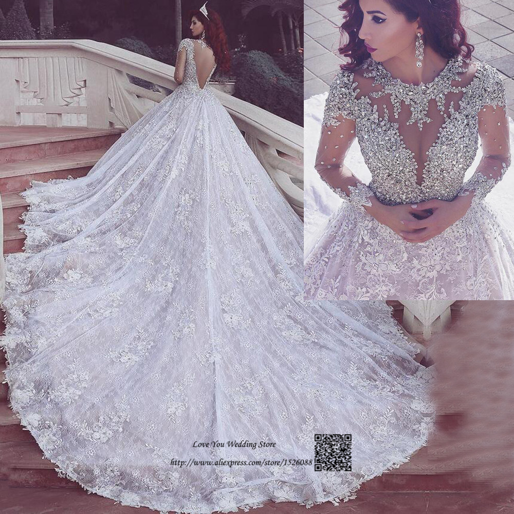 HD wallpapers plus size wedding dresses with embroidery