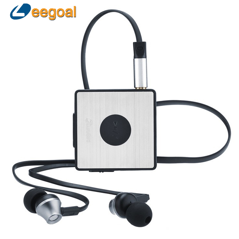 Mini Sports Earphone Headphones Headset Clip On Bluetooth Headset With Mic Wireless Earphone Fm Radio Bluetooth Stereo Earpiece dekko dk 8809 sports mini auto scan fm radio w stereo earphone silver blue black
