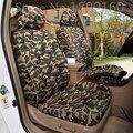 2016 Nuevo! cubierta de asiento de coche Especial para Toyota Corolla Camry Rav4 Prius Auris Avensis Yalis sedan SUV camuflaje coche accesorios