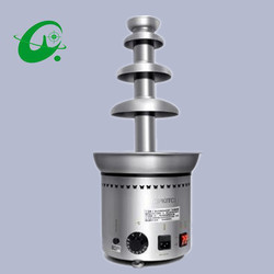 220V Electric 4 Layer Chocolate Fountain Machine  Home mini Eelectric Chocolate fountain machine