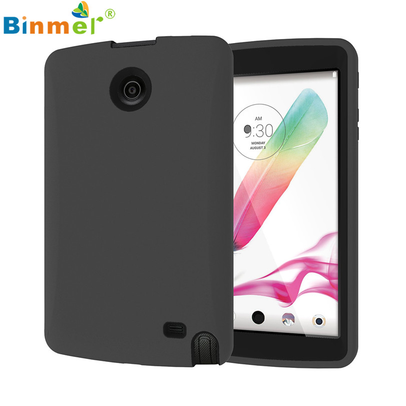Hot-sale MOSUNX Tablet Hybrid Heavy Duty Protective Cover Case For LG G Pad 2 8.0 Inch Gifts