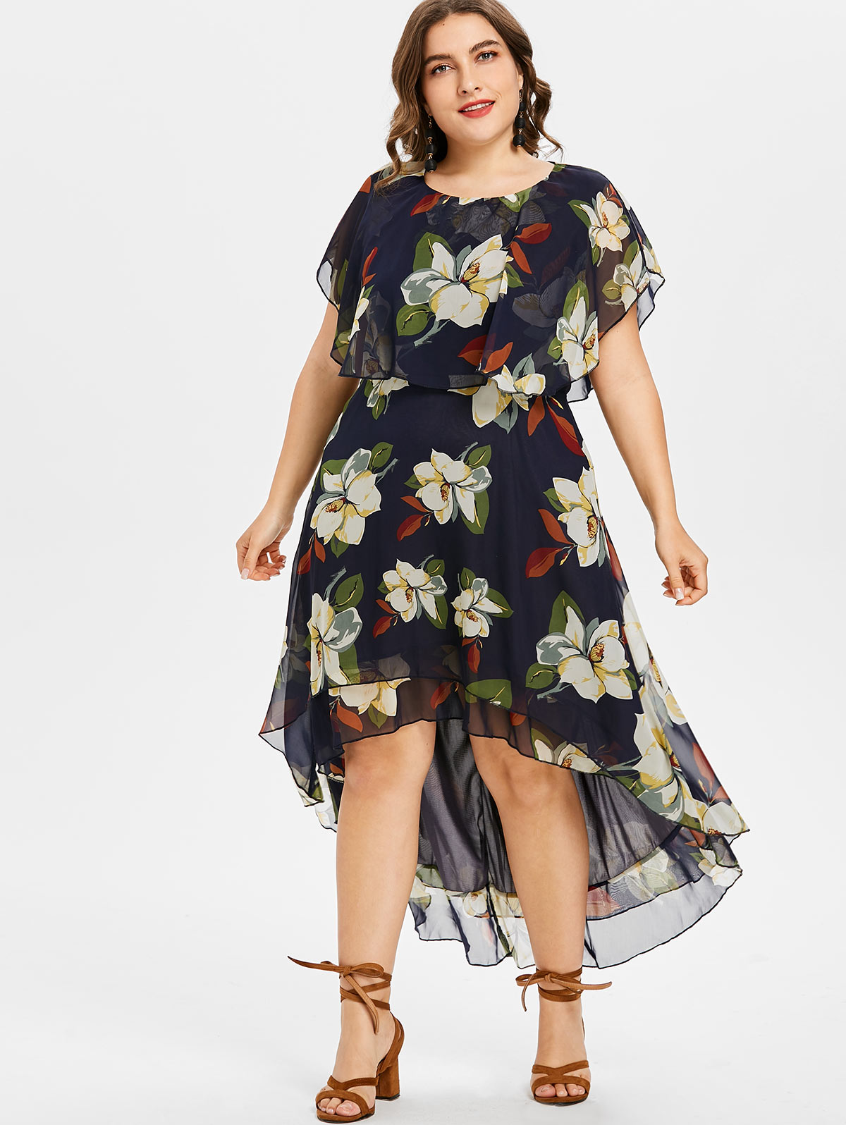 2a1c9ef855b Plus Size Summer Dresses With Sleeves - Gomes Weine AG