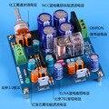 Doble Canal LM1875T HIFI Estéreo tablero Del Amplificador Audio kit de bricolaje