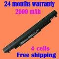Jigu hs03 hstnn-lb6v hs04 hstnn-lb6u bateria do portátil para hp para hp 245 255 250 240 Notebook PC Para Pavilion G4 14-ac0XX 15-ac0XX
