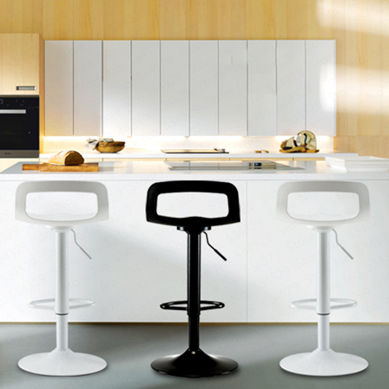 D,Bar Stools Modern Adjustable Lifting Chair For Home Restaurant Beauty Tattoo Stool Creative  Minimalist Barstools