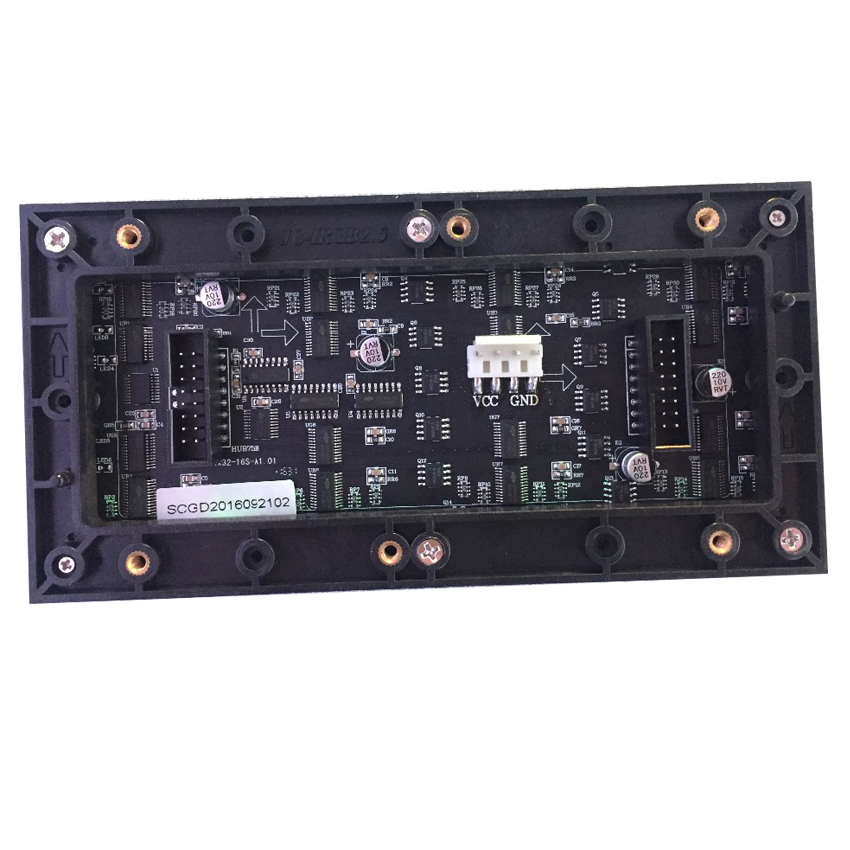 P2.5 HD Panel SMD2121 LED Module 160*80mm 64*32pixels 1/16 Scan 3in1 2.5mm RGB Full Color For Indoor LED Display ScreenP2.5 HD Panel SMD2121 LED Module 160*80mm 64*32pixels 1/16 Scan 3in1 2.5mm RGB Full Color For Indoor LED Display Screen