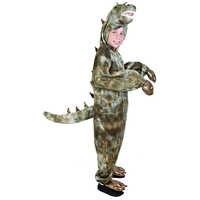 Kind Tyrannosaurus Rex T-Rex Dinosaurier König Kostüm