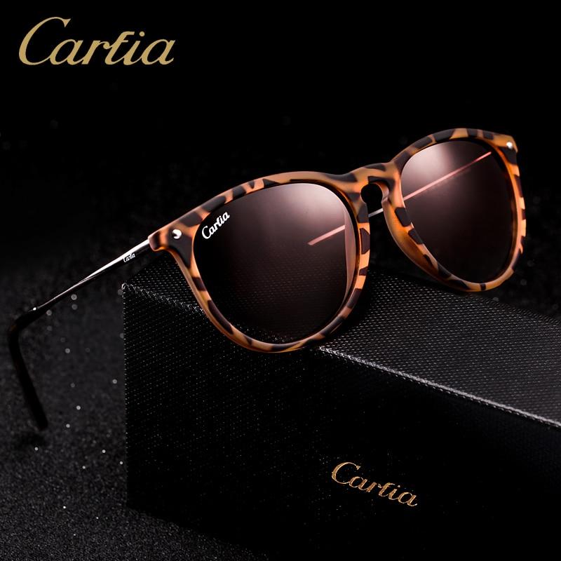 Carfia Γυναίκες Vintage ρετρό γυαλιά ηλίου - Αξεσουάρ ένδυσης - Φωτογραφία 4