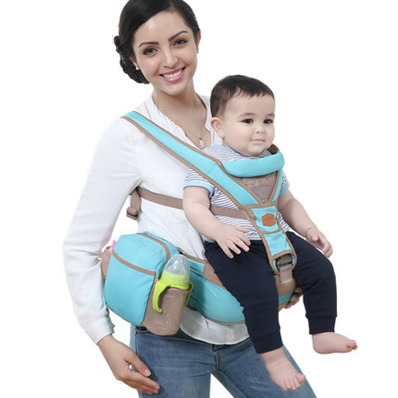 2 in 1 hipseat ergonomic baby carrier 360 mochila portabebe baby sling backpack Kangaroos children wrap with mommy bag 2017 high end 9 in 1 hipseat ergonomic baby carrier 360 mochila portabebe baby sling backpack kangaroos for children baby wrap