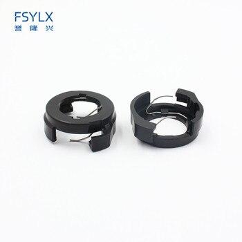 FSYLX H7-Soporte de bombilla de faro LED HID de xenón, adaptador H7...