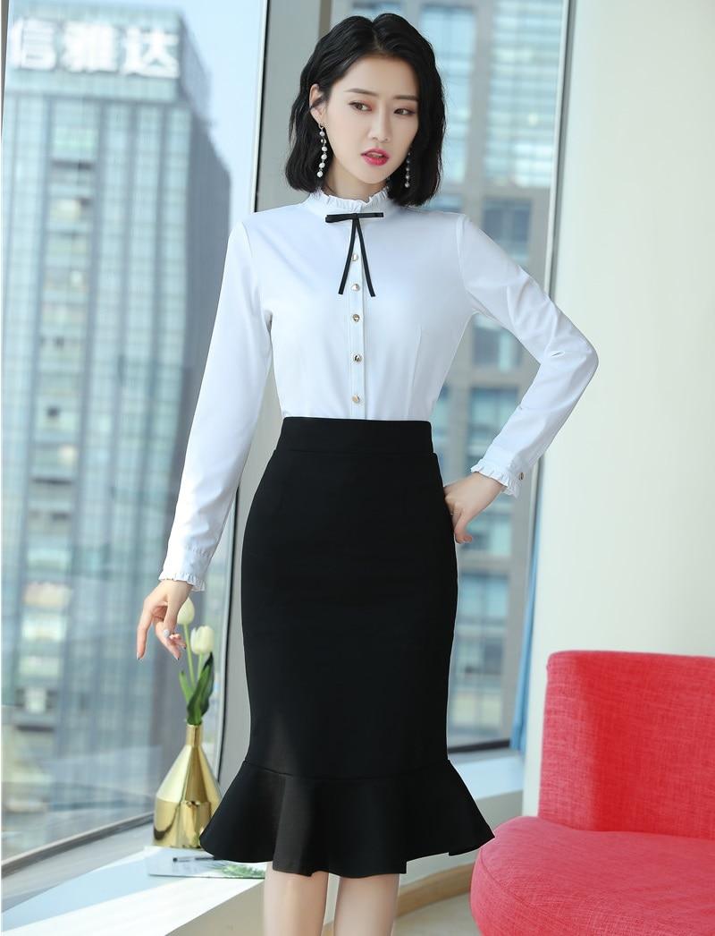 93d9115b50926 Nouveau-2019-Dames-De-Mode-Blouses-Femmes -Costumes-D-affaires-avec-2-pi-ce-Jupe-et.jpg