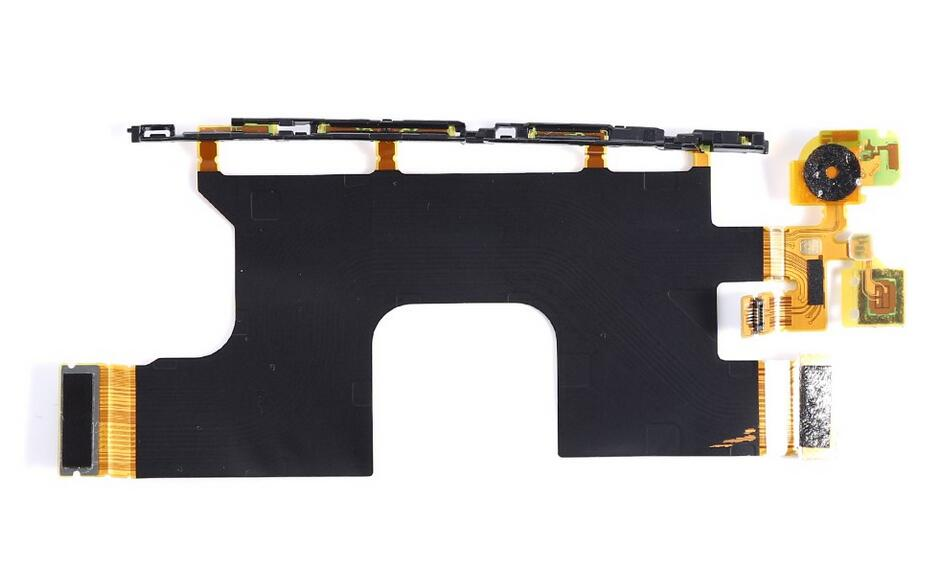 Microphone Mainbaord LCD Flex Cable For Sony Xperia Z4 Z3+ Plus E6553 E6533