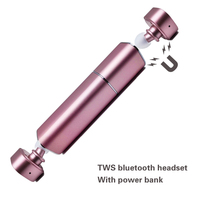 Binaural True Wireless Bluetooth Headset Mini Stereo Earbuds Twins Earphones And Headphones Bluetooth Earphone For Mobile