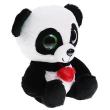 Мягкая игрушка DREAM MAKERS Глазастик Панда, 21 см