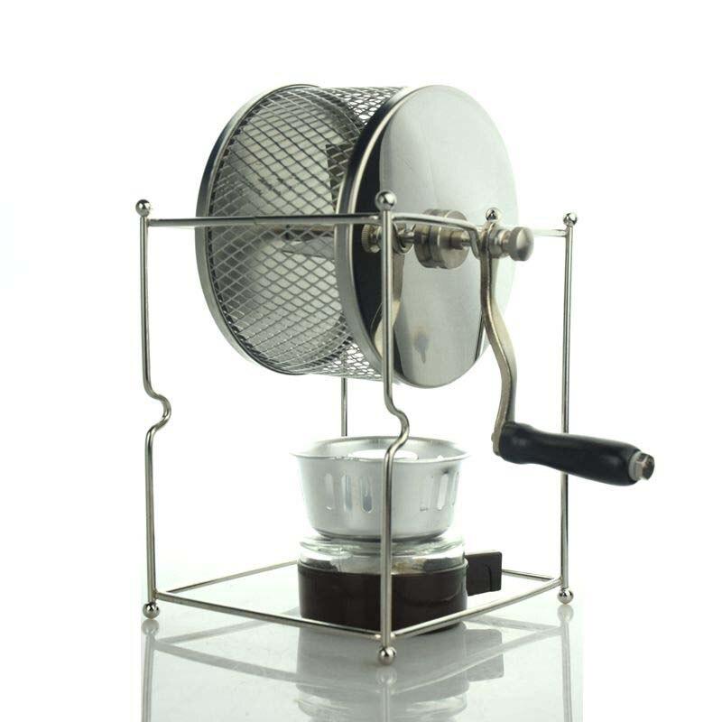 304 нержавеющая сталь бытовой кофе Bean шлифовальные аксессуары Кофе Жаровня г 300 г емкость