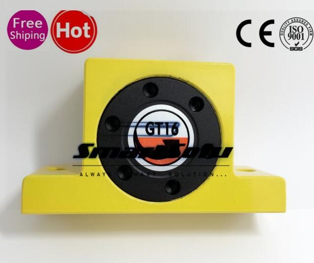 Free shipping Smart Pneumatic Vibrator,Golden Turbines Vibrators,Pneumatic Turbine Vibrators GT16. цена