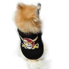 Print Pet Dog Puppy Clothing