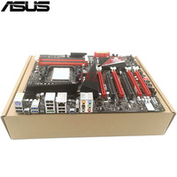 Oryginalny Używany Pulpitu płyta główna Asus Crosshair IV formula wsparcie Socket AM3 4 * wsparcie DDR3 16G 6 * SATA3 ATX