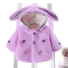 ISHOWTIENDA 2018 Winter Spring Baby Girls Hooded