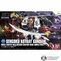 ОХИ Bandai HG Построить Fighters 007 1/144 Сэнгоку Gundam Astray Mobile Suit Ассамблеи Модель Комплекты