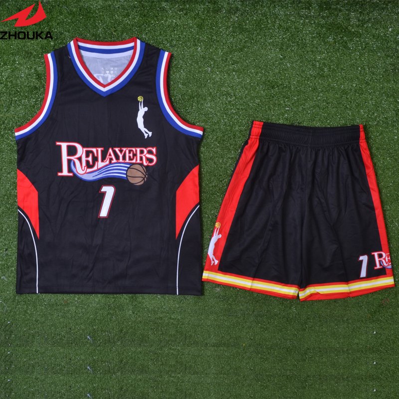 5ded55c84689 Jerseys basketball custom