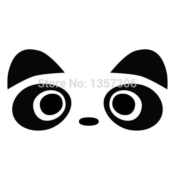 Online Get Cheap Panda Car Vinyl Decal Sticker Aliexpresscom - Vinyl decals for cars wholesale