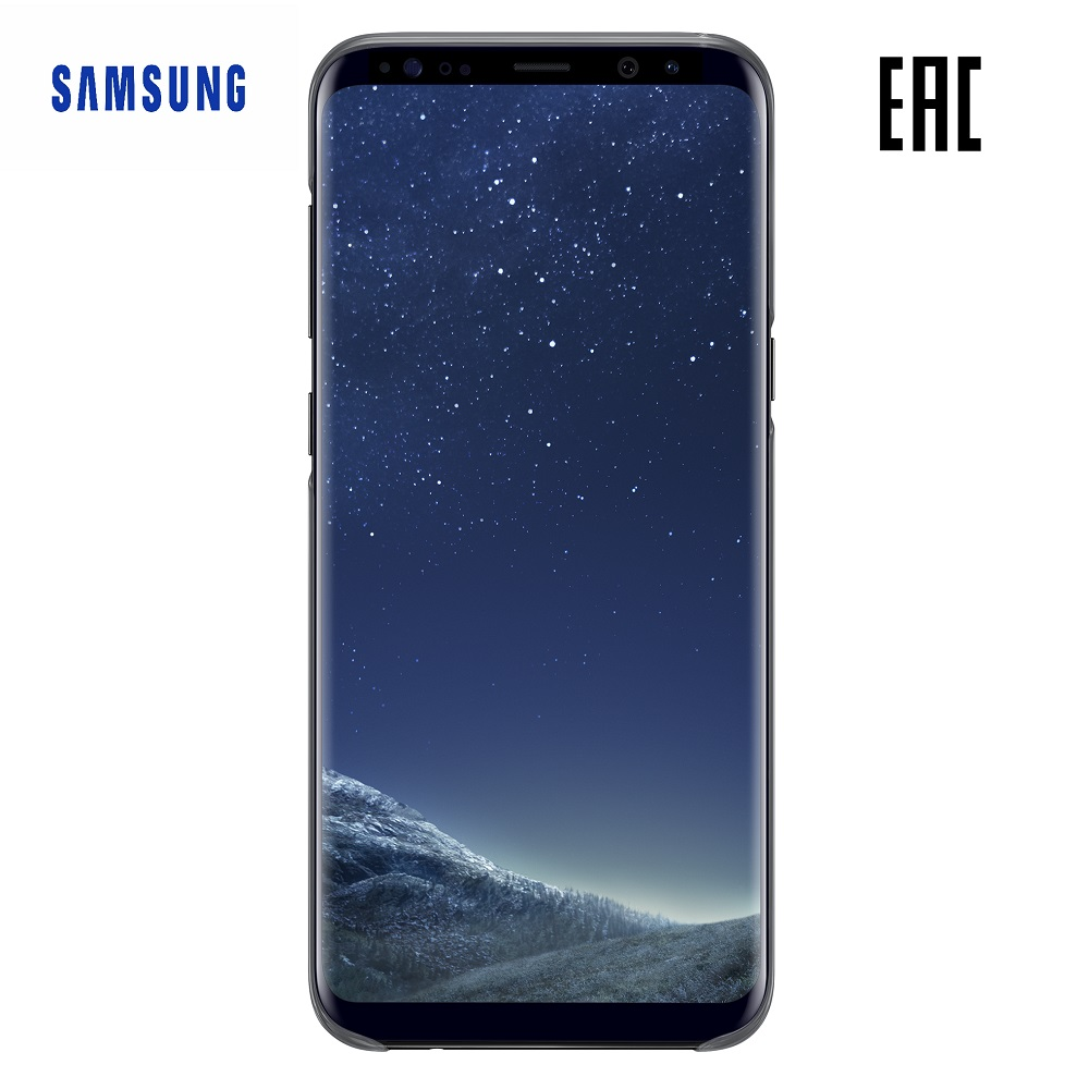 Case for Samsung Clear Cover Galaxy S8+ EF-QG955C Phones Telecommunications Mobile Phone Accessories mi_32818819308 case for samsung led view cover note 8 ef nn950p phones telecommunications mobile phone accessories mi 1000004816146