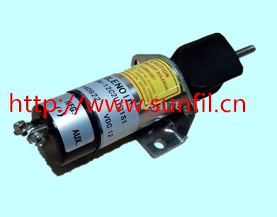 купить Wholesale Fit for Synchro Start 12VDC Electric Fuel Shut-Down Solenoid 1504 12C2U1B1S1,(3PCS/1 LOT) free shipping By fedex,dhl.. по цене 11749.97 рублей