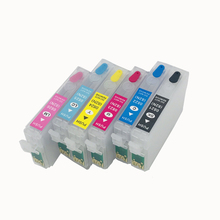 Vilaxh 6color T0821N compatible for Epson t0821 ink cartridge for Epson R270 R390 RX590 T50 TX720 TX700 TX800 RX610 with chip