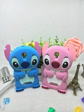 CASE for Lenovo A 2010 SILICONE Bag 3D CUTE CARTOON  ICECREAM Cover for Lenovo A2010  STITCH Case SKIN CUP BOTTLE SOFT BAG SHELL
