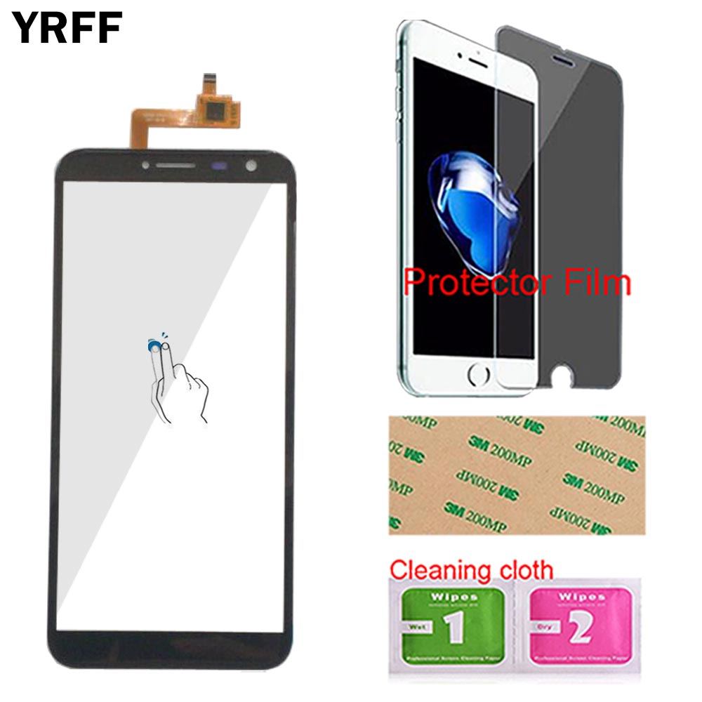 Image 4 - Smartphone Touchscreen For Dexp Ixion G155 Dexp G155 Touch Touch Screen Digitizer Panel Mobile Front Glass Sensor Protector Film-in Mobile Phone Touch Panel from Cellphones & Telecommunications