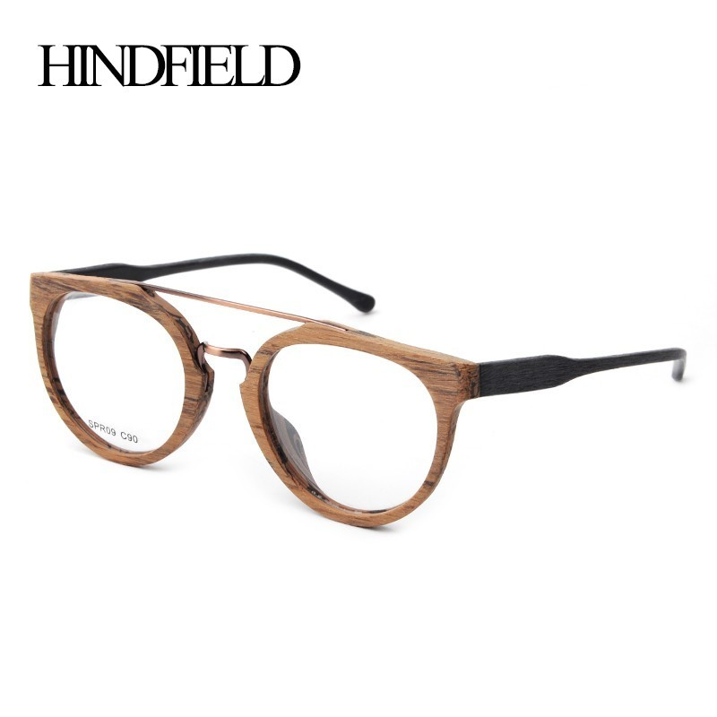 HINDFIELD 2017 Syzet e Dizajnit për Gratë femra Korniza e syzeve optike të markës Lente Leximi i syve kompjuterikë nga syze Frame Syzet Burra