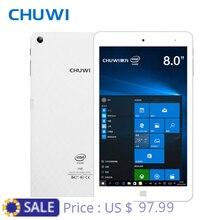 CHUWI официальный! CHUWI Hi8 Pro dual os Планшеты PC Окна 10 Android 5.1 Intel Atom X5-Z8350 Quad Core 2 ГБ Оперативная память 32 ГБ Оперативная память 1920×1200
