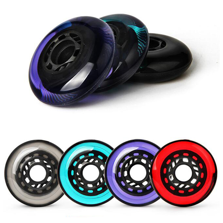 Original SEBA Freezy Slide 90A Inline Skates Wheels Slalom Sliding Roller Skate Wheels For Street Free Skating Patines Tires