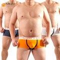 Nuevo 2016 más el tamaño de la garra de oso imprimir hombres Boxers Gay oso pantalones cortos ropa interior diseñado para 4 colores liberan el envío! ml XL XXL