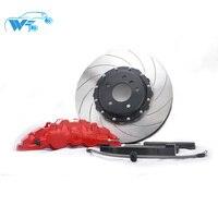 KOKO гонки тормозная система WT8520 большой тормозной суппорт для chevrolet 350*32 мм Алекс 19 ''колеса спереди