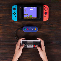 Gamepad Controller 8Bitdo Gbros Bluetooth Wireless Adapter with USB Cable for NGC/WII/SNES NS Switch Controller Accessories