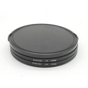 Image 3 - RISE(UK) 105mm Circular Polarizing Filter +UV filter+lens cap For Nikon Canon Pentax Sigma camera