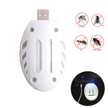 Portable USB Mosquito Killer Heater Electric Anti  Repellent Pest Fly Insect For Home Or Travel Use