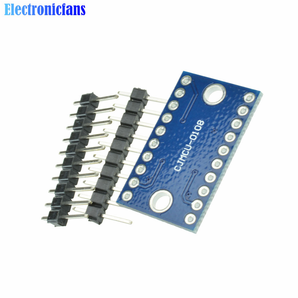 Электронные компоненты и материалы 8 TXS0108