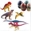Детские игрушки 4D трехмерное собрать яйца динозавров бой вставлены динозавров модель детские образовательные раннего детства игрушки