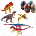 baby toys 4D three-dimensional assemble dinosaur eggs fight inserted dinosaur model children's educational early childhood toys