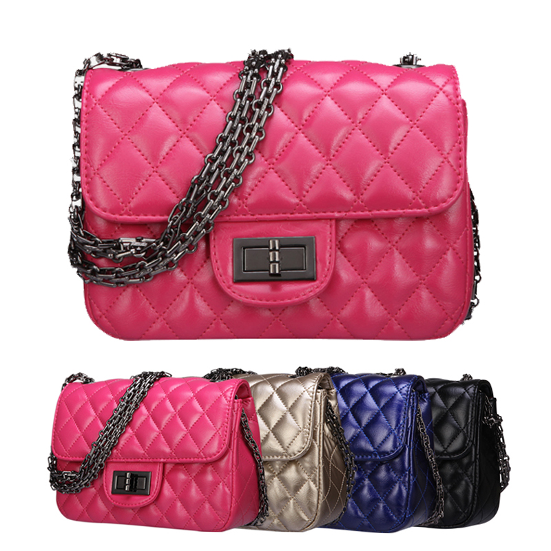 Online Get Cheap Leather Quilted Sling Bags -Aliexpress.com ...