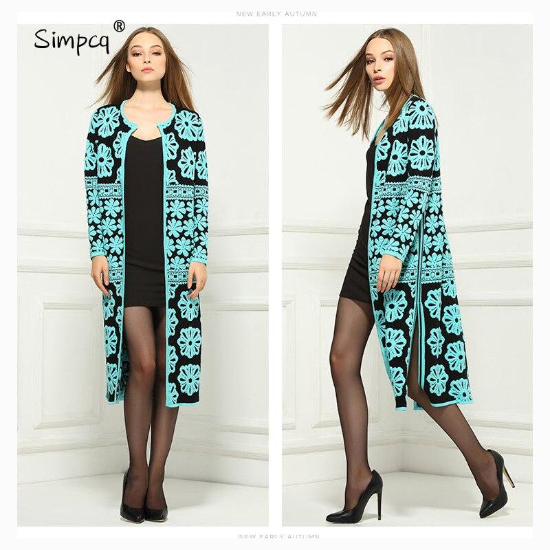 Gabardina larga de moda para mujer Falda completa 3d Estambre con - Ropa de mujer - foto 4