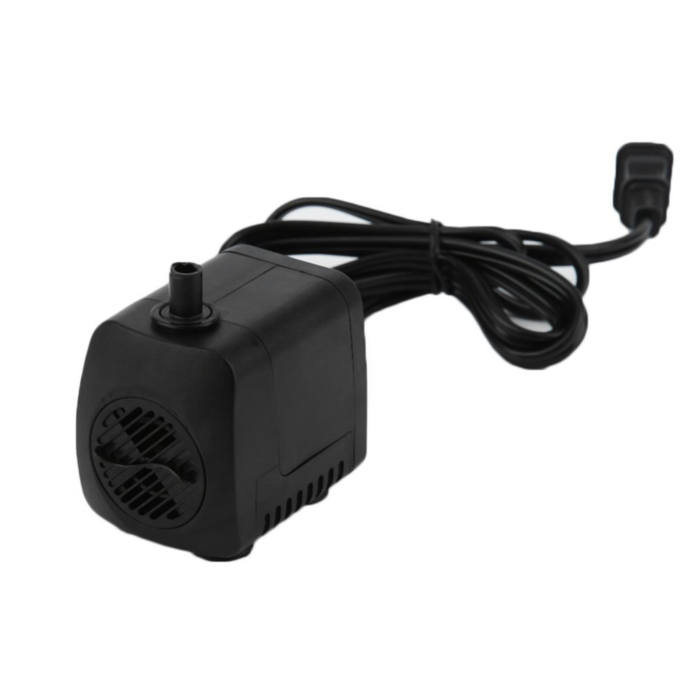 Submersible Water Pump 15W 800L/H AC 220-240V Hydroponic for Fountain Fish Pond Tank Aquarium Decoration US EU UK Plug 2017 New be