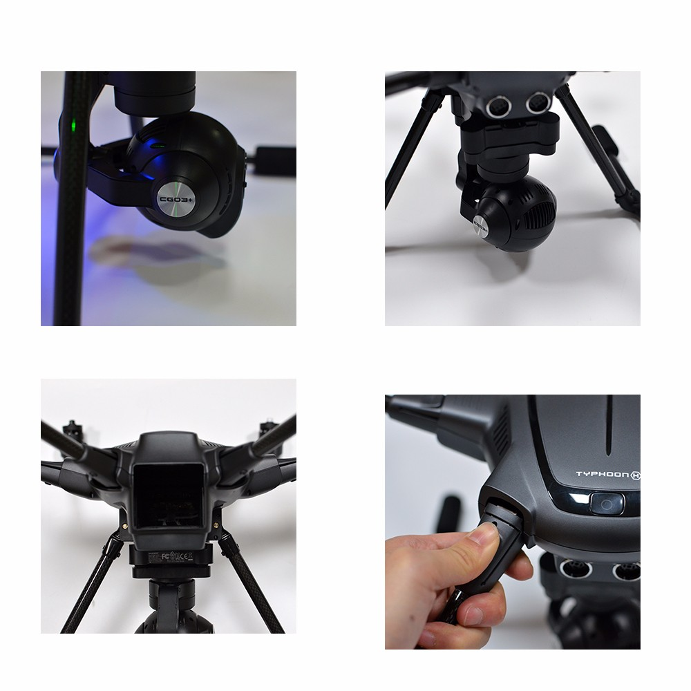 -In-Store-Original-Yuneec-Typhoon-H-480-RC-Helicopter-Drone-with-Camera-HD-4K-RTF